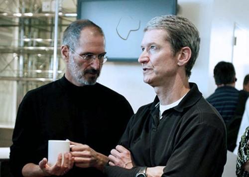 Tim Cook, el CEO mejor pago en EE.UU durante 2011: US$ 378 millones