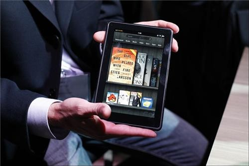 Amazon lanzaría un nuevo Kindle Fire en julio