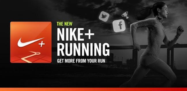 Nike + Running ya está en Android