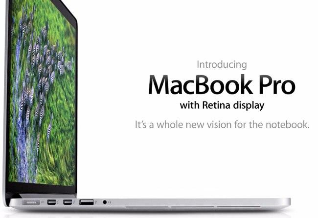 Apple renueva su gama de portátiles en la WWDC
