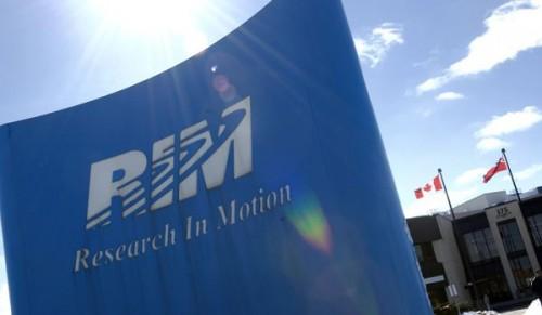 Research in Motion sigue en caída libre