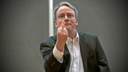 Linus Torvalds carga con todo contra NVIDIA