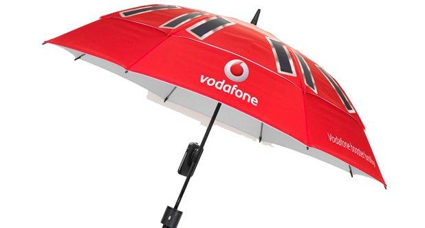 Vodafone Booster Brolly, el paraguas 2.0 que aumenta tu cobertura