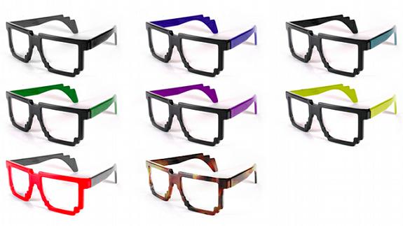 5DPI, las gafas geeks de varios colores