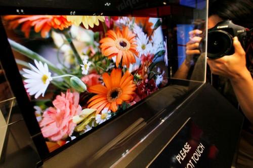 Sony y Panasonic se aliarían para fabricar televisores OLED