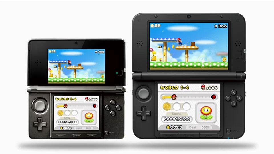 Nintendo 3DS XL ¿Qué hay de nuevo?