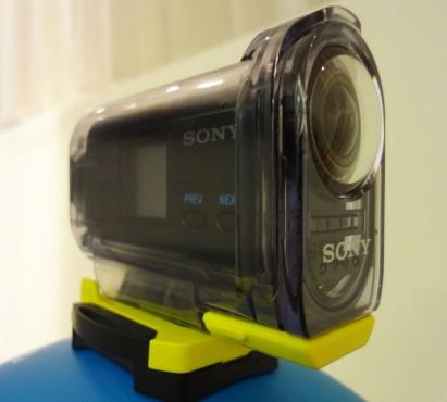 Sony le hará la competencia a GoPro