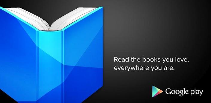 Google Play empieza a vender ebooks
