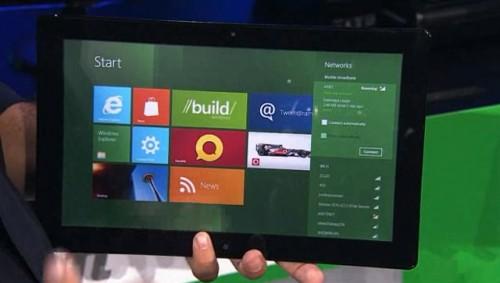 NVIDIA promete más de 10 horas de batería en equipos con Windows RT