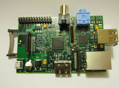 Raspberry Pi, disponible para pedidos masivos