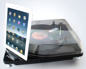 iLP Turntable, pasa tus vinilos al iPad