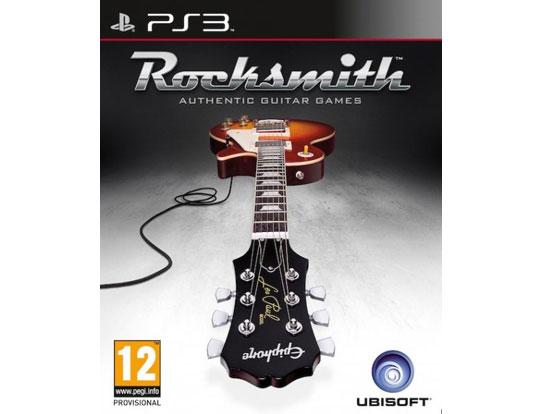 RockSmith, un videojuego para rockeros