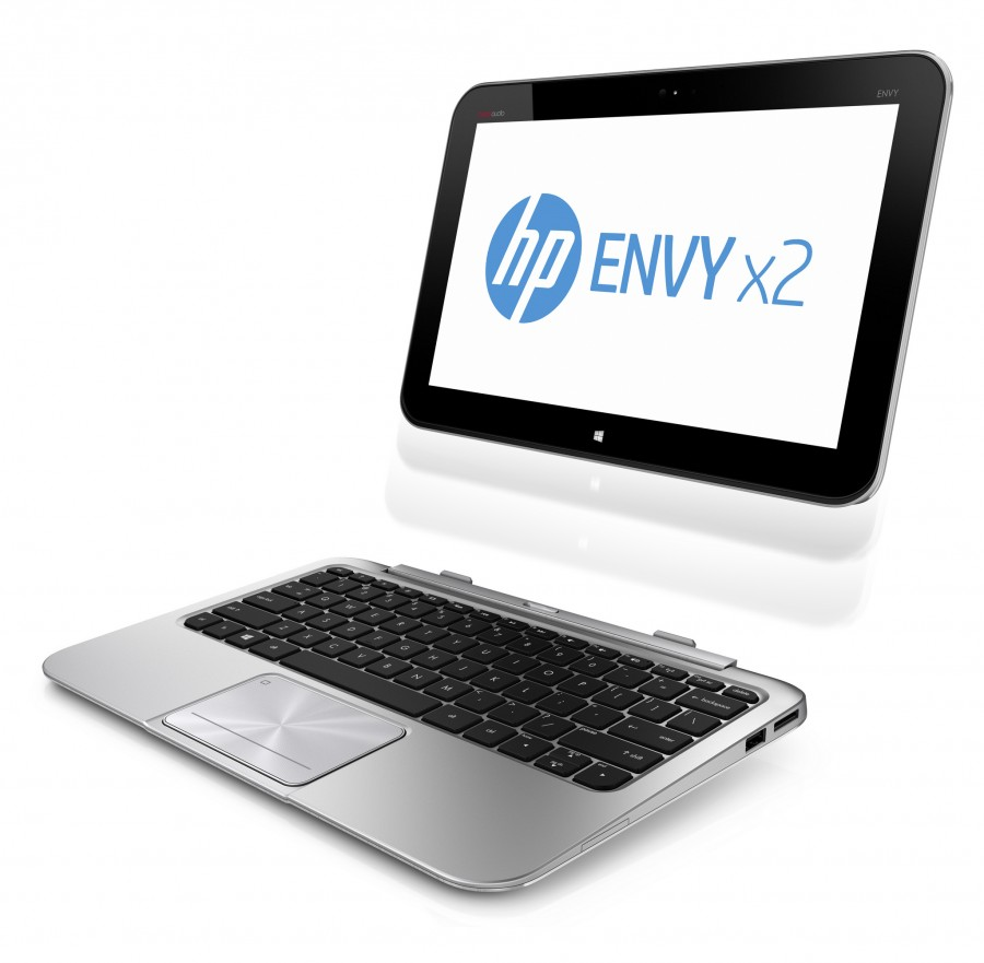 HP Envy X2, el nuevo convertible con Windows 8