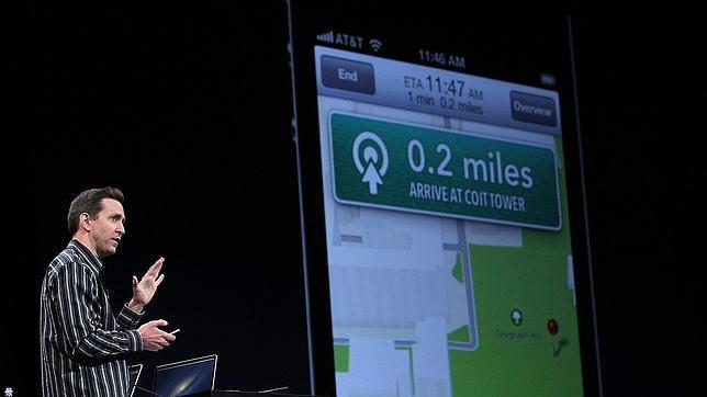 El gran fiasco de los mapas de Apple