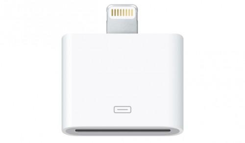 Apple confirmó adaptadores Lightning a VGA y HDMI