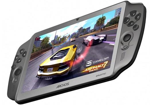 Archos Gamepad, una tablet pensada para jugar