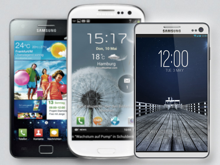 ¿Llegará pronto el Galaxy S4?