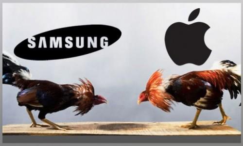 Samsung suma el iPhone 5 al conflicto de patentes con Apple