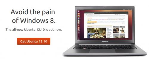 Canonical lanzó Ubuntu 12.10 (Quantal Quetzal)
