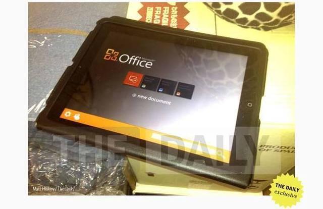 Microsoft lanzará Office para iOS y Android