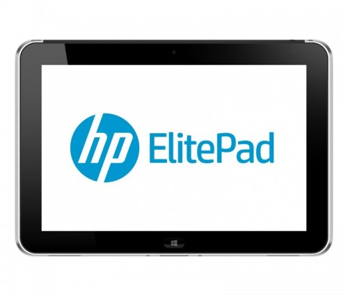 HP presentó ElitePad 900, su tablet empresarial con Windows 8
