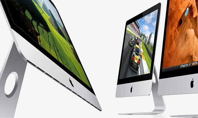 Los nuevos y renovados Mac, por todo lo alto.