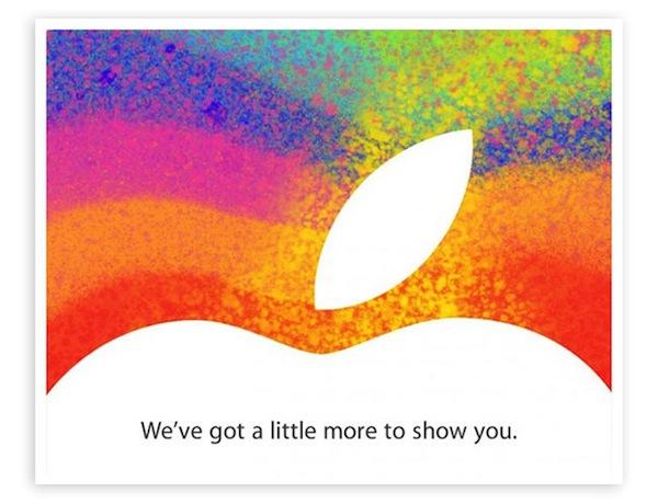 Evento de Apple para el 23 de Octubre ¿Qué esperamos?