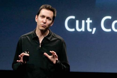 Apple sacude su cúpula directiva y anuncia la salida de Scott Forstall