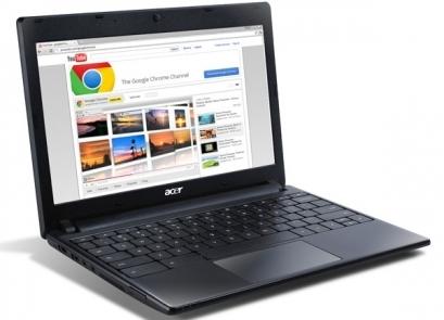 Nuevo Chromebook: pequeño en tamaño y en precio