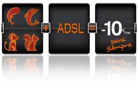 Orange lanza su oferta combinada de ADSL + Móvil con Combina y Ahorra