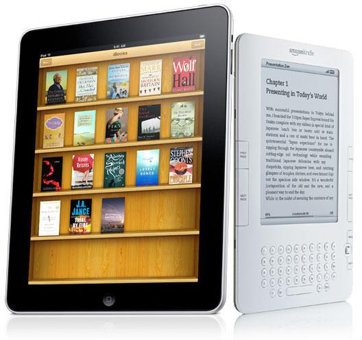 ¿Matará la tablet al ebook?