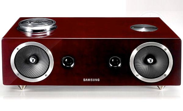 Nuevo sistema de sonido Samsung Audio Docks