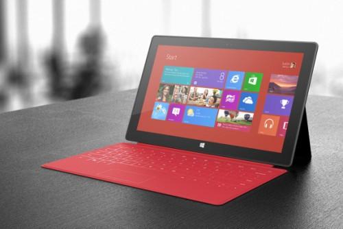 Ejecutivo de HP lanza críticas contra Surface RT