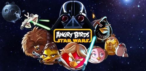 Rovio lanzó Angry Birds Star Wars