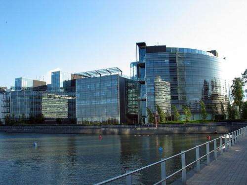 Nokia vende su sede principal en Espoo