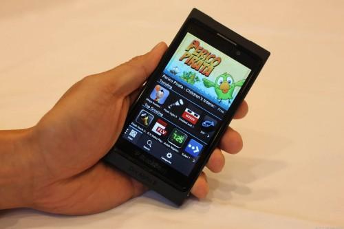 RIM consigue apoyo de operadoras británicas para BlackBerry 10