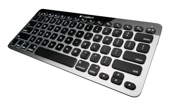 Logitech presenta su nuevo teclado Easy-Swich para Mac