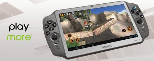 Archos GameTab, una consola-tableta