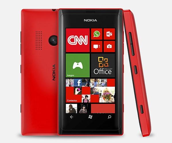 El nuevo Nokia Lumia 505 se confirma en México