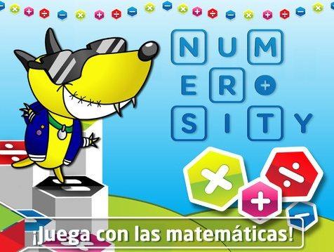 Numerosity, una app para que los peques aprendan matemáticas