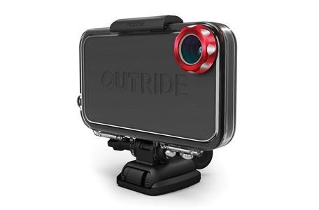 Outride, convierte tu iPhone en una cámara todoterreno