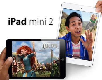 El iPad Mini 2 podría llegar en marzo