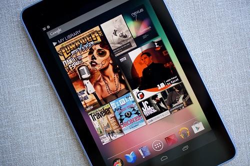 Asus y Google trabajarían en el sucesor de Nexus 7