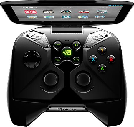 Nvidia Project Shield, mando-consola Android
