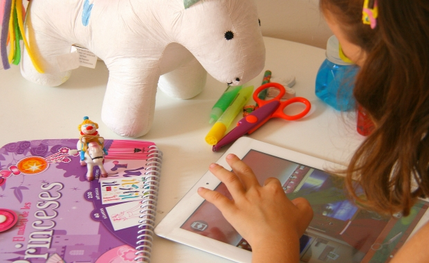 Tablets para ayudar a niños con autismo
