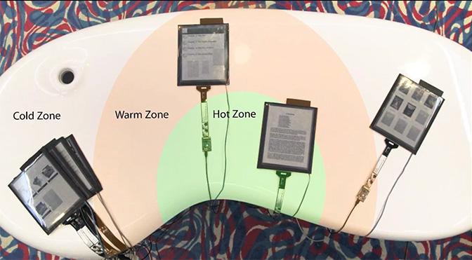 PaperTab: llegan las tablets flexibles