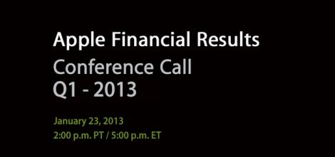 Apple presenta sus resultados financieros, y parece que está en buena forma.