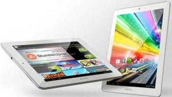 Archos lanza tres nuevos modelos de tablets