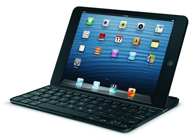 Dos teclados para el iPad mini de quita y pon