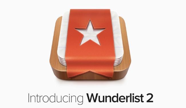 Wunderlist 2, vuélvete mucho más productivo